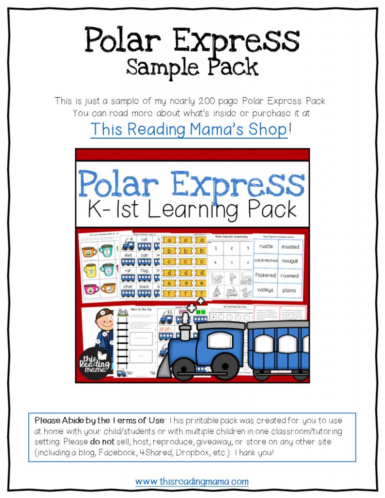 PolarExpressSamplePack