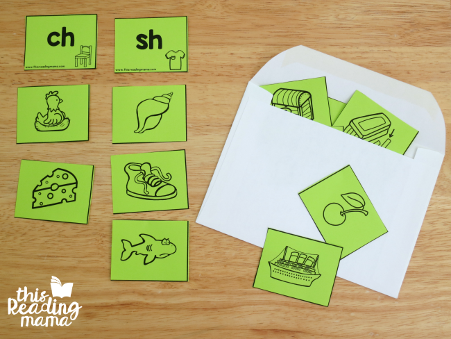 digraph sort - use an envelope to store the pieces